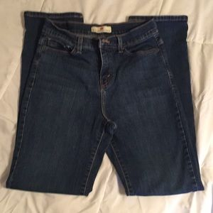 Levi's Jeans with Embellished Rear Pockets